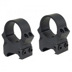 Leupold Anelli PRW 30mm Alti per Weaver/Picatinny