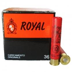 Royal 36 cal. 36 gr12