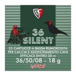 Fiocchi Silent Cal. 36 18gr