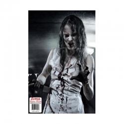 Benchmaster Bersaglio Girl Bloody Knife