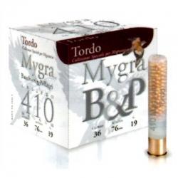 B&P Mygra Tordo Cal. 410 19gr