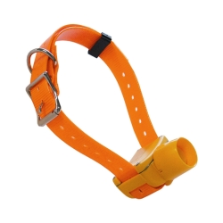 Num'axes Canicom Collare Aggiuntivo per Canibeep Radio Pro Arancione