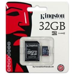 Kingston Micro SDHC 32 GB Class 4