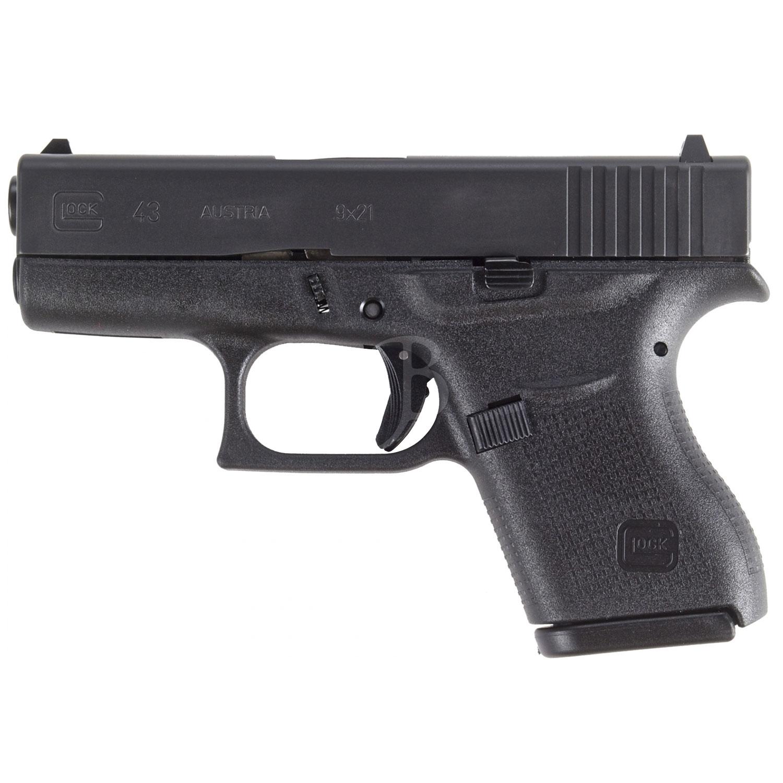 Glock 43 Cal 9x21 1 Caricatore