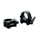 Leupold Anelli a Sgancio Rapido QRW 30mm Medi per Weaver/Picatinny