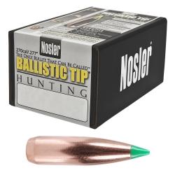Nosler palla Ballistic Tip cal.243 80gr spitzer