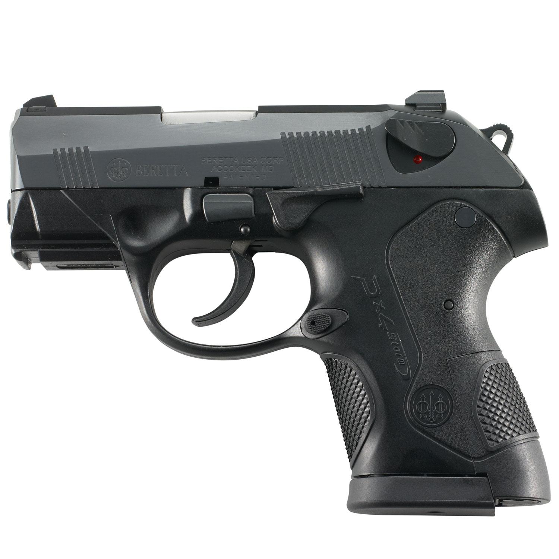 Beretta Px4 Storm 40 S W Compact Semiautomatic Pistol: Beretta PX4 Storm Subcompact Cal. 9X21