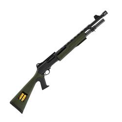"Hatsan Escort MP 12/76 20"" 5C. green"