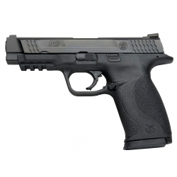 "S&W M&P45 4.1/4"" 45 ACP BLK-MS +1C"