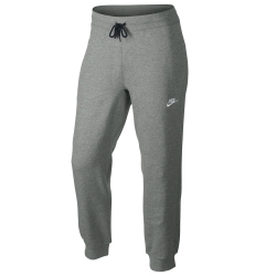NIKE AW77 FRENCH TERRY CUFF PANT GRIGIO