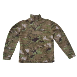 Univers Cardigan Pile Camo Digitato 94290-168
