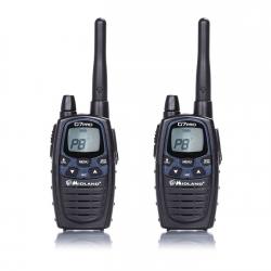 MIDLAND G7 PRO - blister 2 radio - Bibanda PMR446/LPD