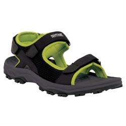 Regatta Sandalo Terrarock nero/verde