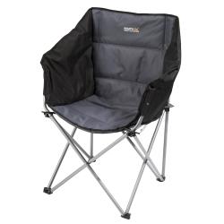Regatta Sedia pieghevole Nava Chair Black sealgr