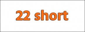 Cartucce rigato corto - Cal. 22 SHORT