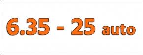 Cal. 6.35 - 25 AUTO