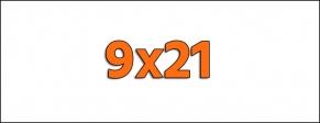 Cal. 9 X 21