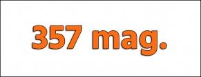 Cal. 357 MAG.