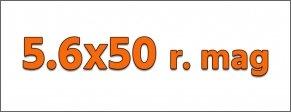 Cal. 5.6 X 50 R. MAG.