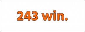 Cal. 243 WIN