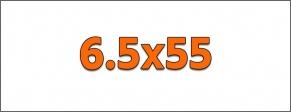 Cal. 6.5 x 55