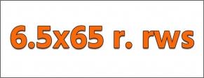 Cal. 6.5 X 65 R. RWS