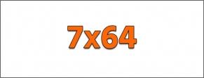 Cal. 7 X 64
