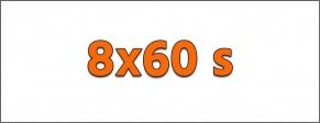 Cal. 8 X 60 S