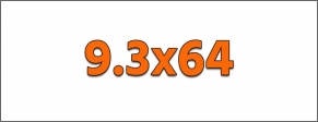 Cal. 9.3 X 64