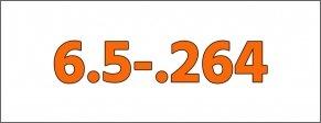 Cal.- 6,5-.264