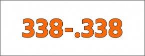 Cal.- 338-.338