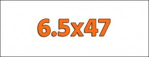 Cal. 6.5 x 47