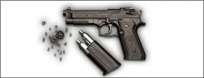 Pistole ad aria compressa - Pistole CO2