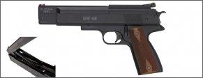 Pistole a molla/pistone